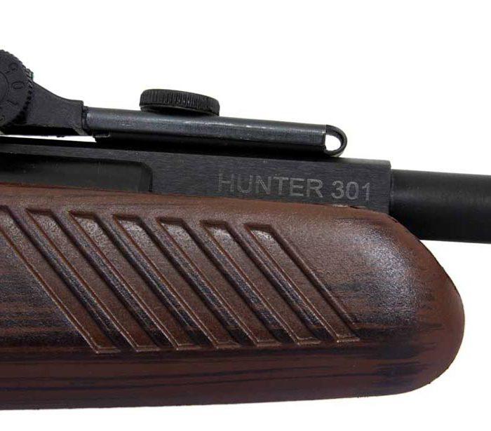تفنگ بادی هانتر 301 مدل 1100