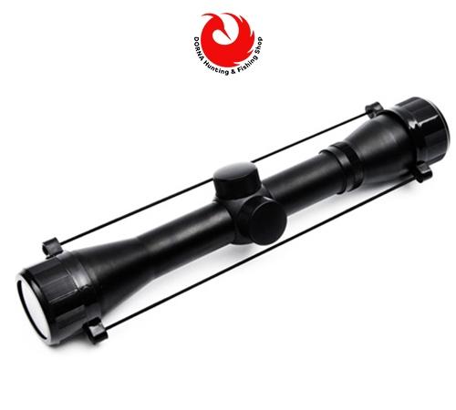 دوربین norconia 3-9*40 با پایه یک تیکه