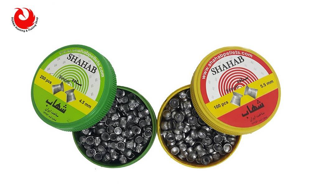 خرید ساچمه شهاب سرتخت کالیبر 5.5