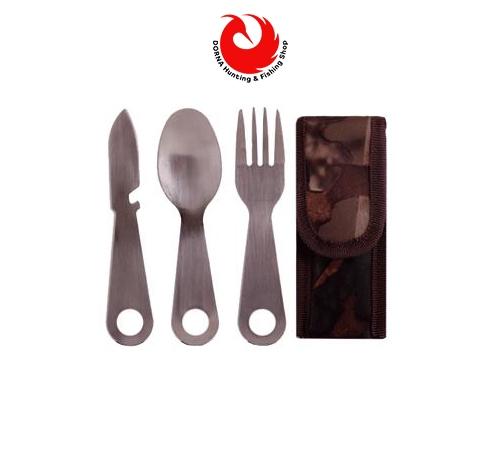 ست قاشق، چنگال و چاقو دنیا