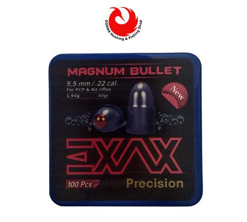 ساچمه ساچمه EXAX کالیبر 5.5 - گرین 30