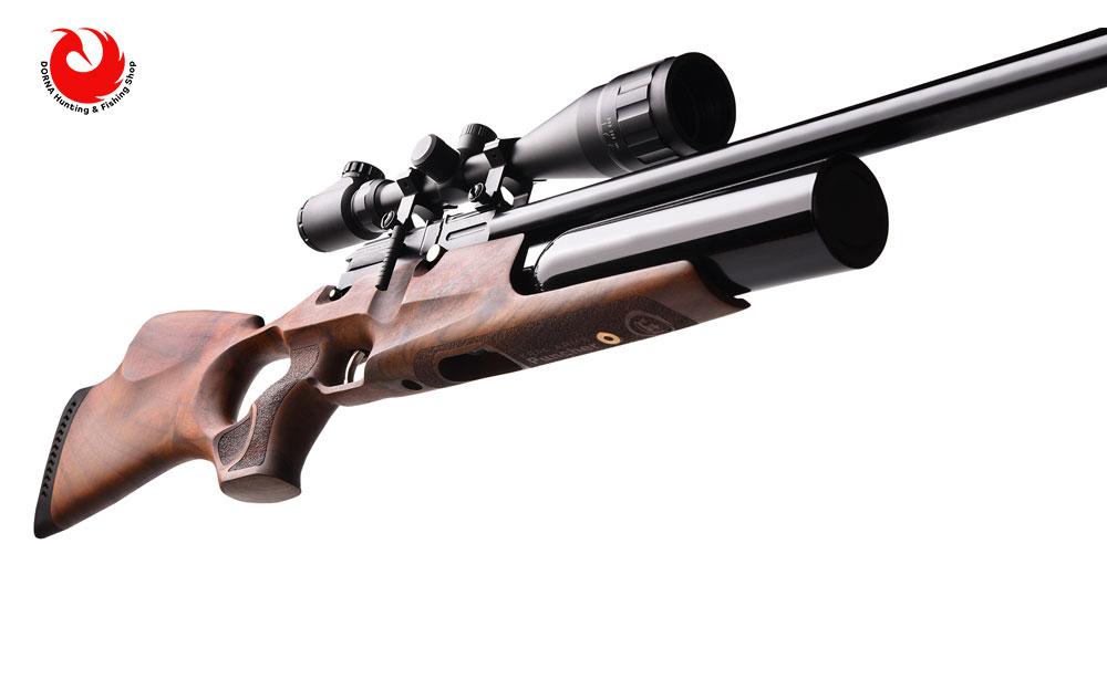 تفنگ PCP کرال پانچر جامبو دوربین