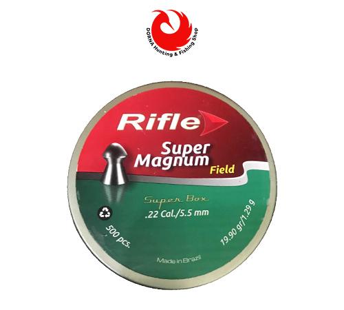 خرید ساچمه رایفل سوپر مگنوم فیلد کالیبر ۵.۵