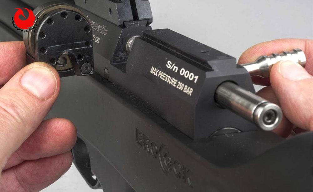 مشخصات تفنگ PCP بروکوک کامپتو دلوکس
