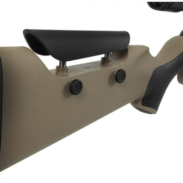 پد گونه تفنگ بادی دیانا AM03