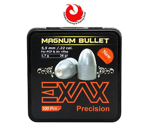ساچمه EXAX کالیبر 5.5 – گرین 26