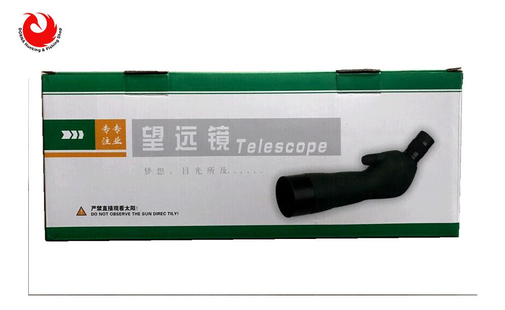 جعبه دوربین تلسکوپی Gomu