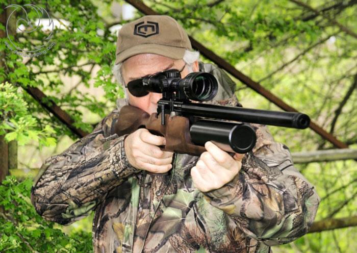 معرفی تفنگ PCP کرال پانچر جامبو
