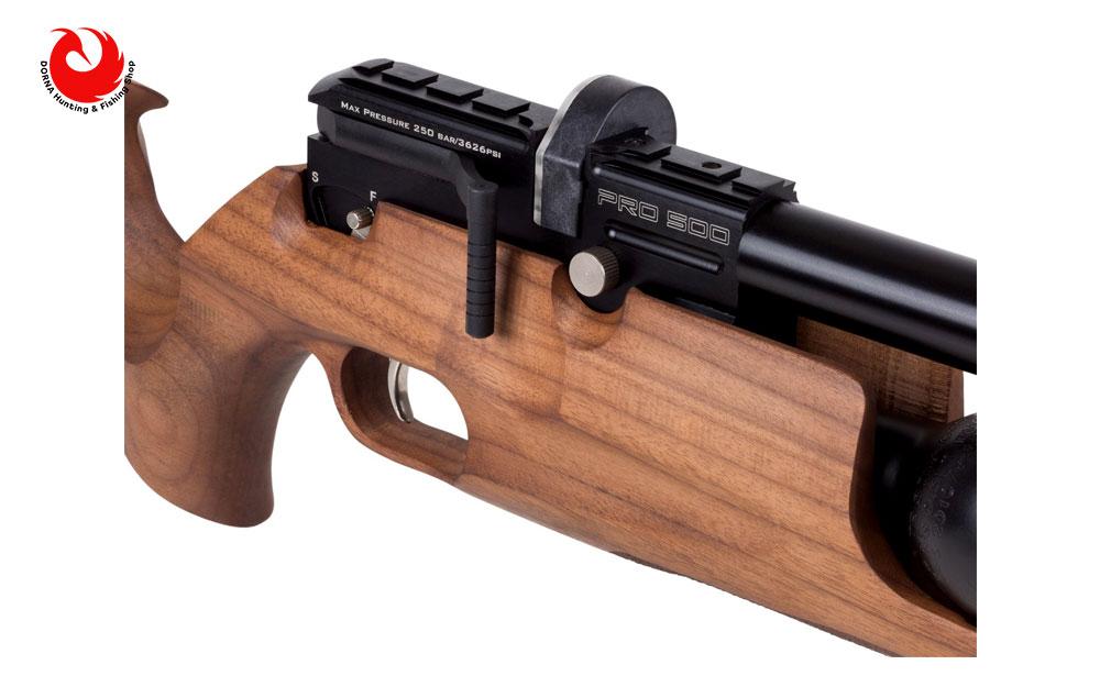 تفنگ PCP کرال پانچر پرو 500