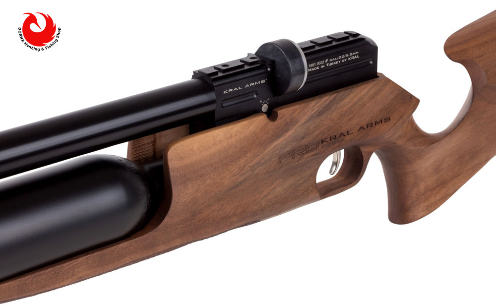 خرید تفنگ PCP کرال پانچر پرو 500