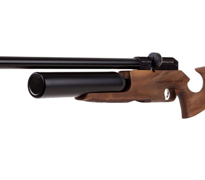 مشخصات تفنگ PCP کرال پانچر پرو 500