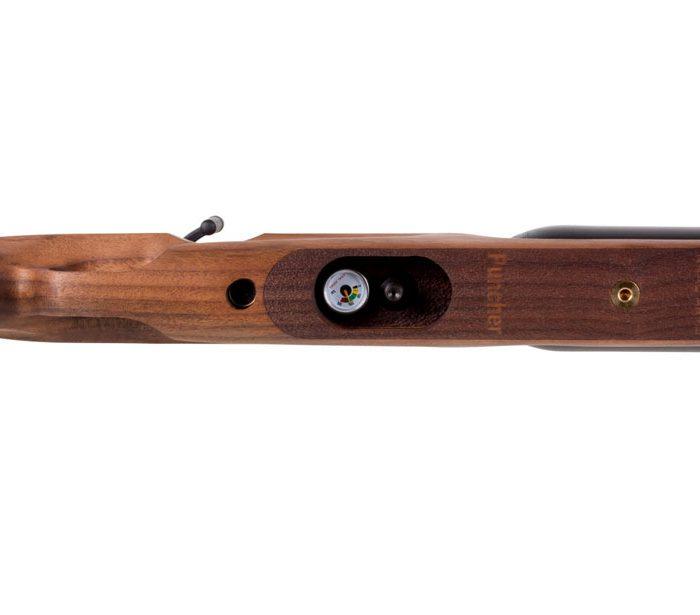 تفنگ PCP کرال پانچر پرو 500 فشار سنج