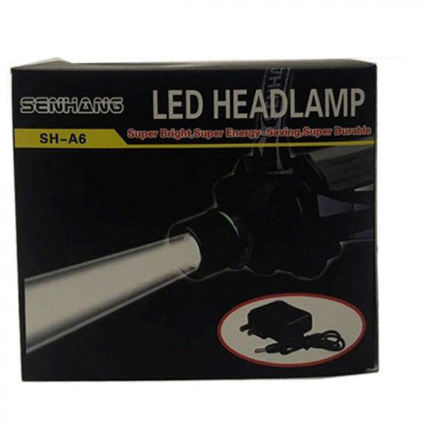 هد لامپ مدل SH-A6 جعبه