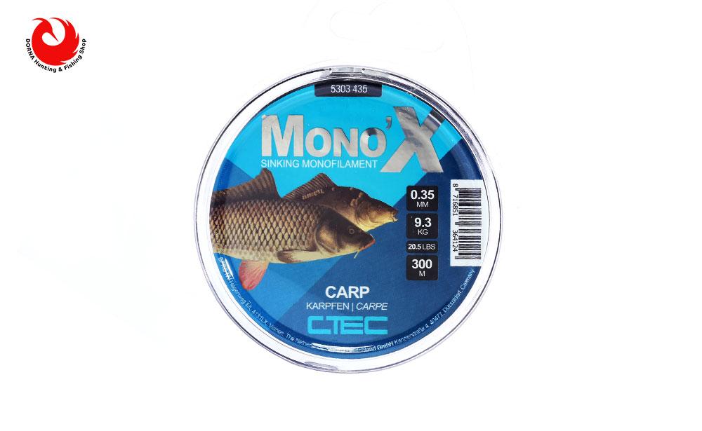 قیمت نخ ماهیگیری اسپرو مونو Carp Black