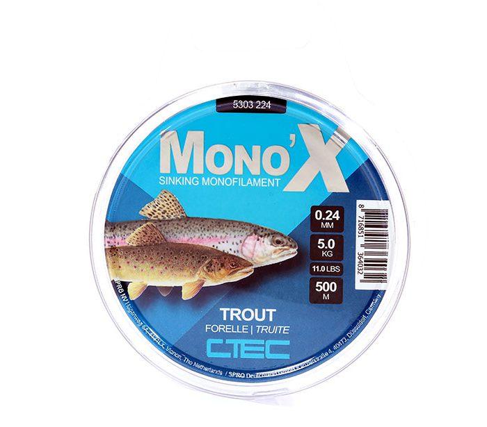 نخ ماهیگیری اسپرو مونو Trout قیمت
