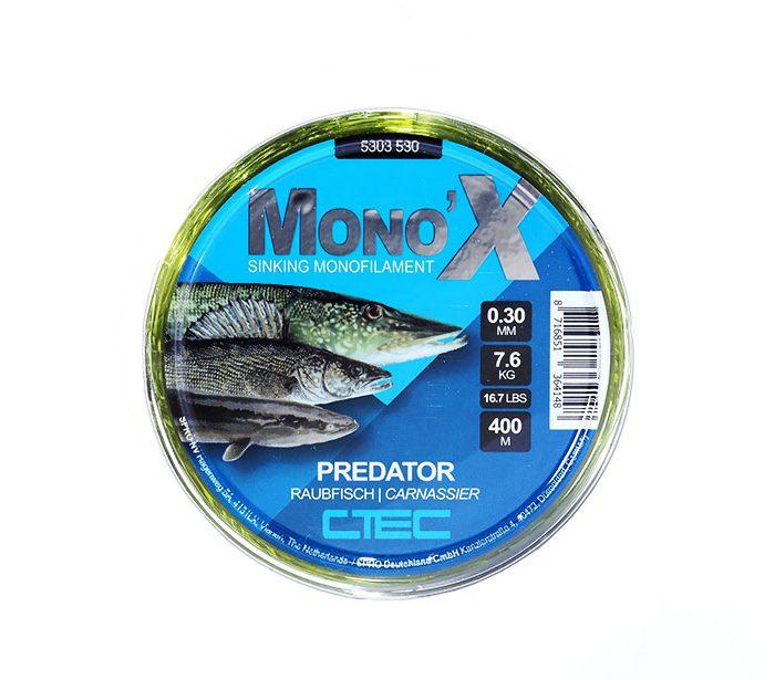 نخ ماهیگیری اسپرو مونو Predator 0.30