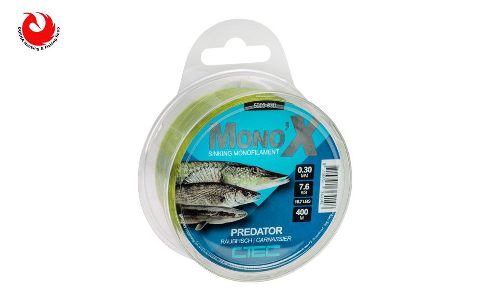 قیمت نخ ماهیگیری اسپرو مونو Predator