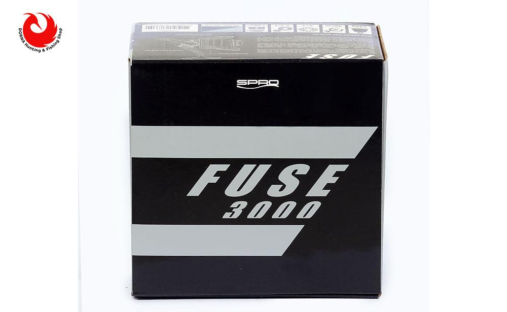 جعبه چرخ ماهیگیری اسپرو FUSE 3000