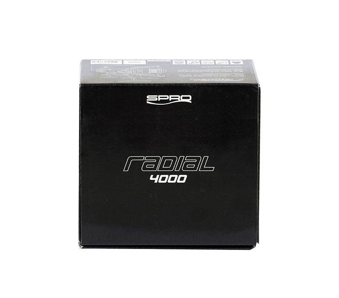 جعبه چرخ ماهیگیری اسپرو RADIAL 4000
