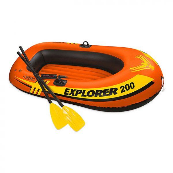 خرید قایق بادی اینتکس Explorer 200