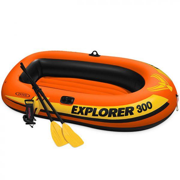 خرید قایق بادی اینتکس Explorer 300
