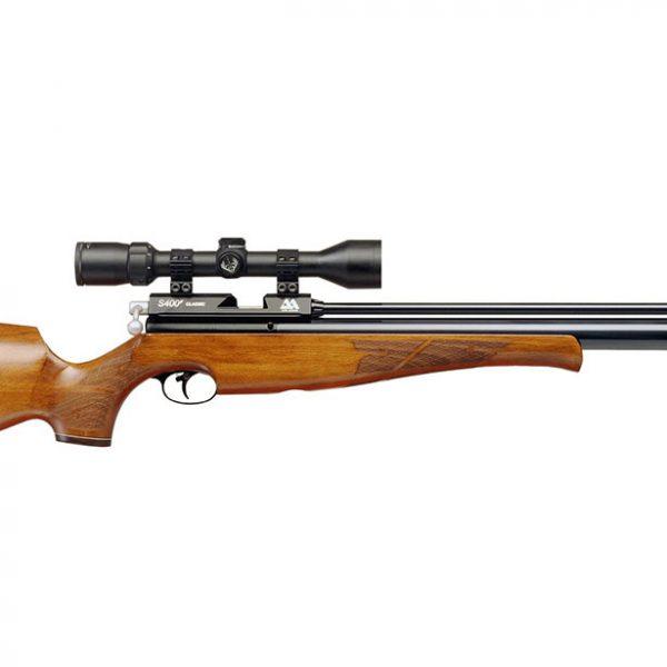 قیمت تفنگ pcp ایرآرمز S400