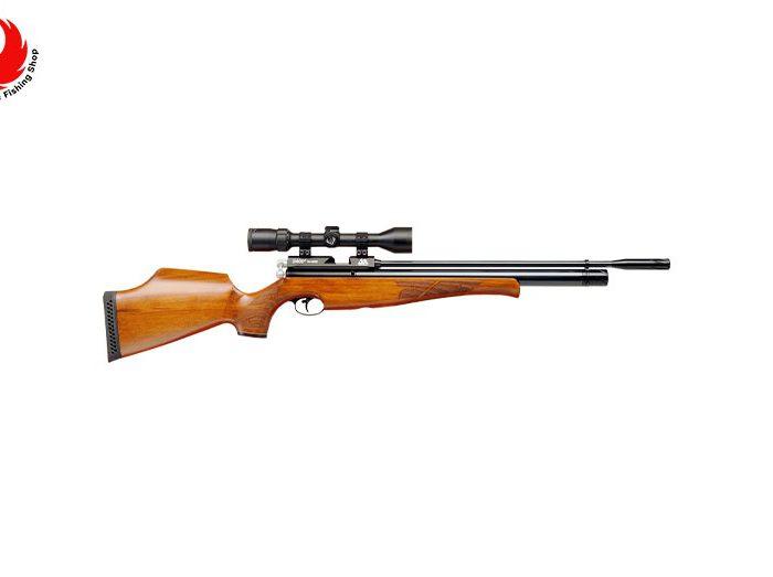 مشخصات و خرید تفنگ بادی ایرآرمز s400 f