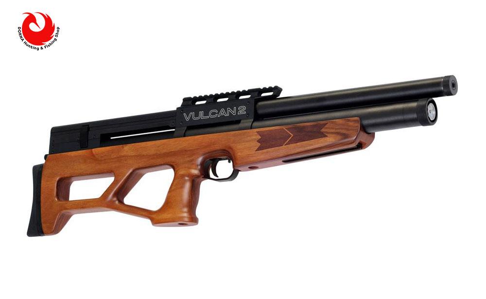 قیمت تفنگ pcp ایرگان تکنولوژی ولکان 2 چوب