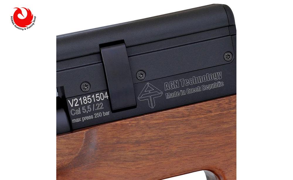 عکس تفنگ pcp ایرگان تکنولوژی ولکان 2