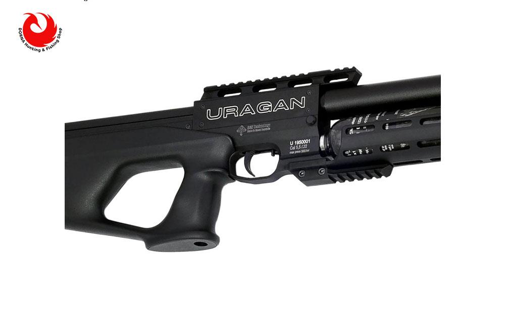 مشخصات تفنگ pcp ایرگان تکنولوژی اوراگان