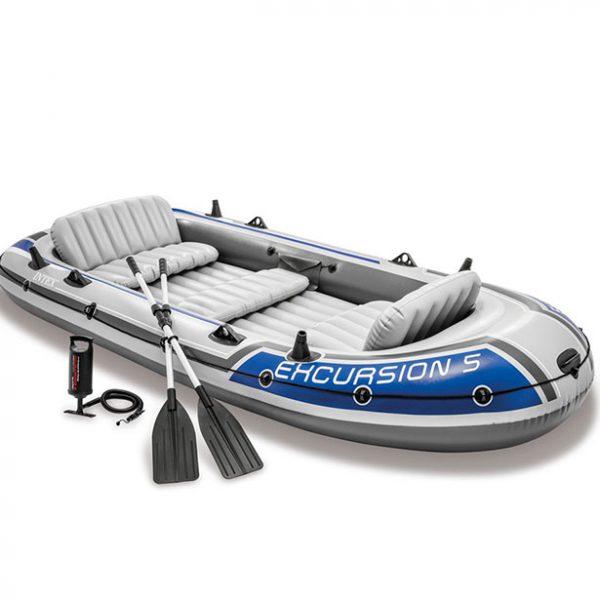 خرید قایق بادی اینتکس Excursion 5