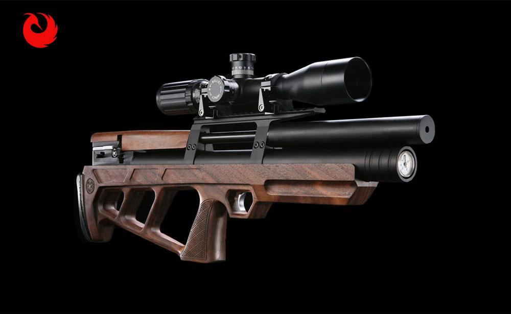 قیمت تفنگ pcp کالیبرگان کریکت wst