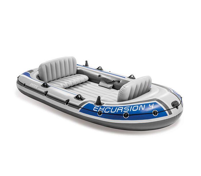 خرید قایق بادی اینتکس Excursion 4