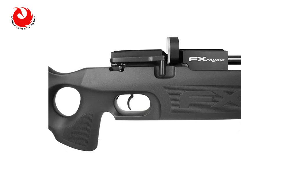 قیمت تفنگ pcp اف ایکس رویال 400 سنتتیک