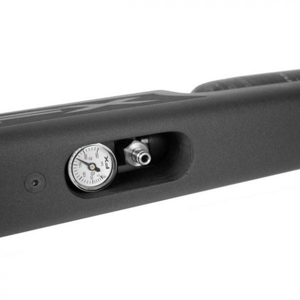 فشار سنج تفنگ pcp اف ایکس رویال 400 سنتتیک