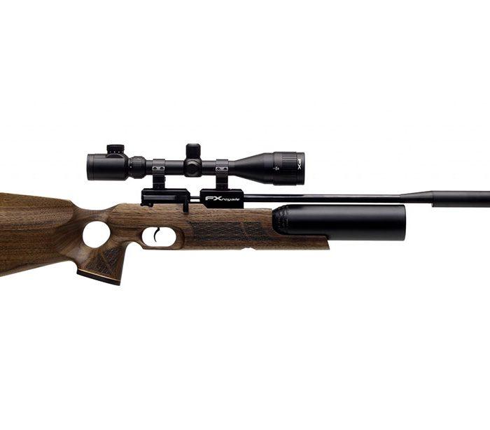 تفنگ pcp اف ایکس رویال 400 چوبی