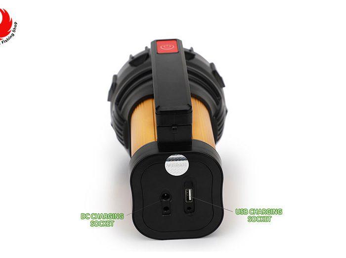 مشخصات نورافکن دستی ویداسی WD-576