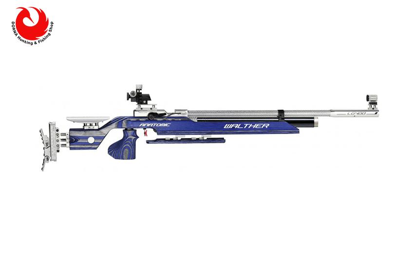 خرید تفنگ بادی ورزشی والتر LG400 ANATOMIC EL