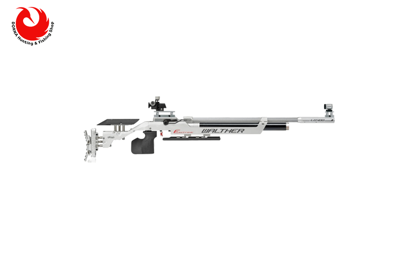قیمت تفنگ بادی ورزشی والتر LG400 ALUTEC EL